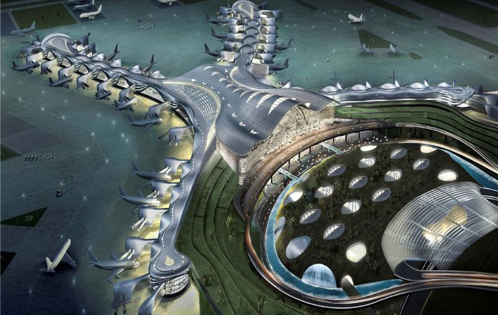 New $2.9bn Abu Dhabi Airport Terminal To Open In July 2017