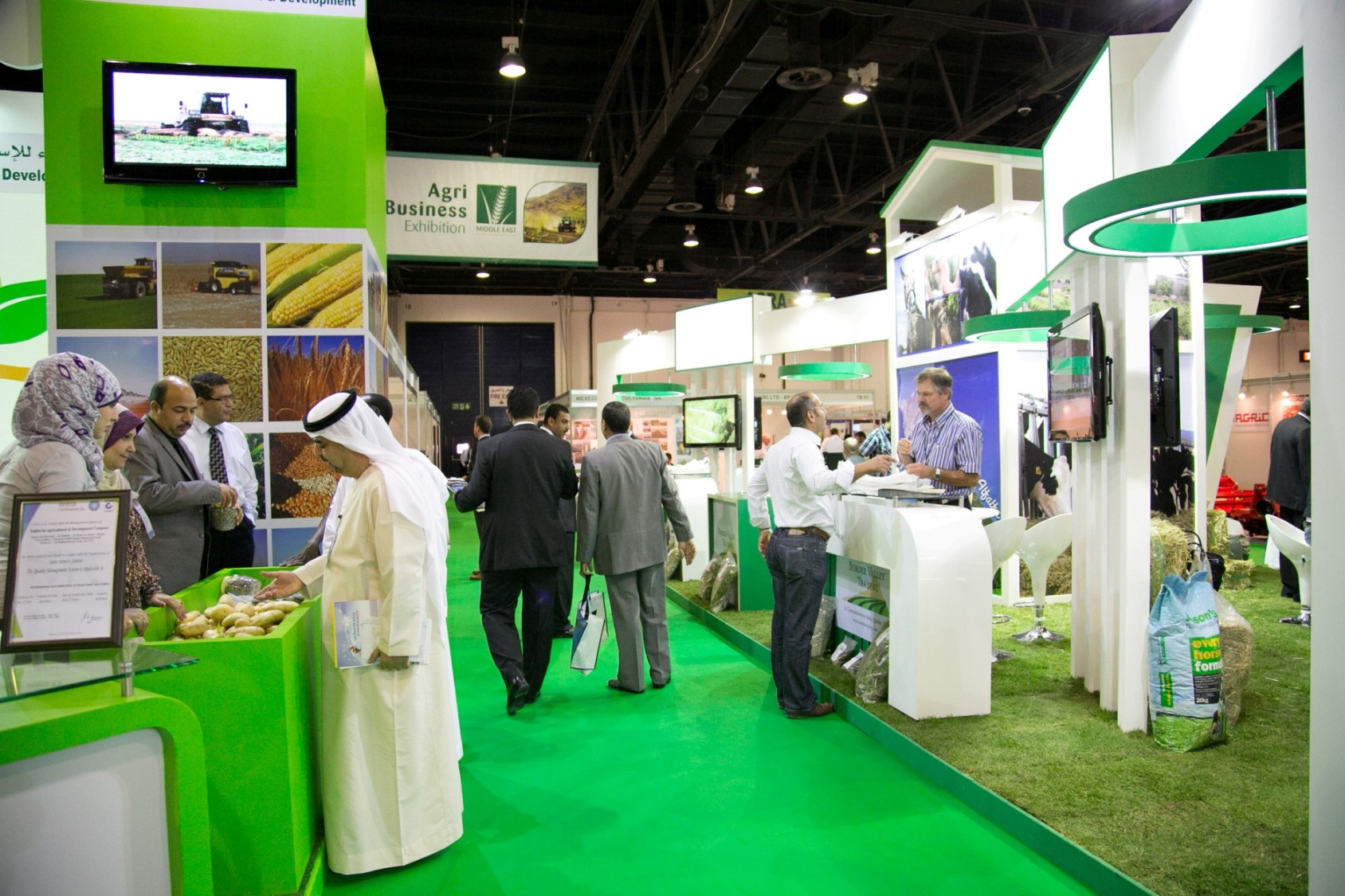 Middle East Urged To Address Food Security Issues