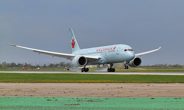 Air Canada To Launch Direct Flights Between Toronto And Dubai