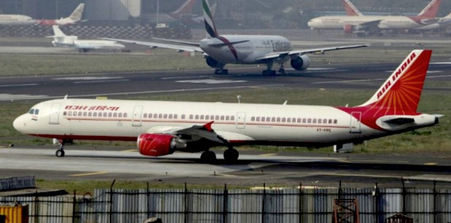 Air India flight from Jeddah forced to return after technical snag