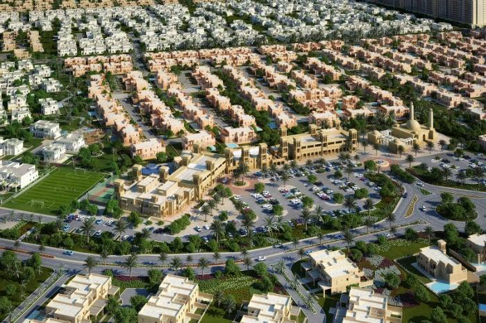 Nakheel Awards Dhs44m Contract For Al Furjan Community Centre