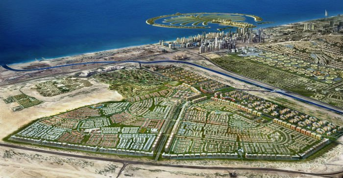 Nakheel Launches 500 Plots In Dubai-Based Al Furjan Project