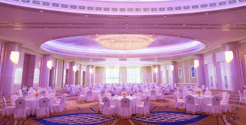 St. Regis Abu Dhabi Opens Its Doors