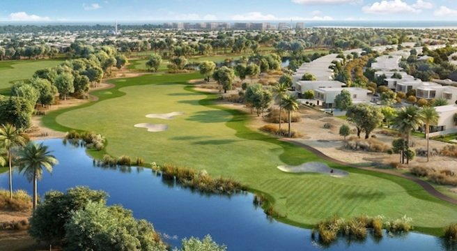 Abu Dhabi's Aldar launches Dhs 6bn golf and waterfront project
