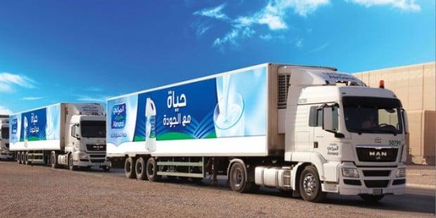 Saudi Arabia's Almarai Q3 Profit Rises 13.4%