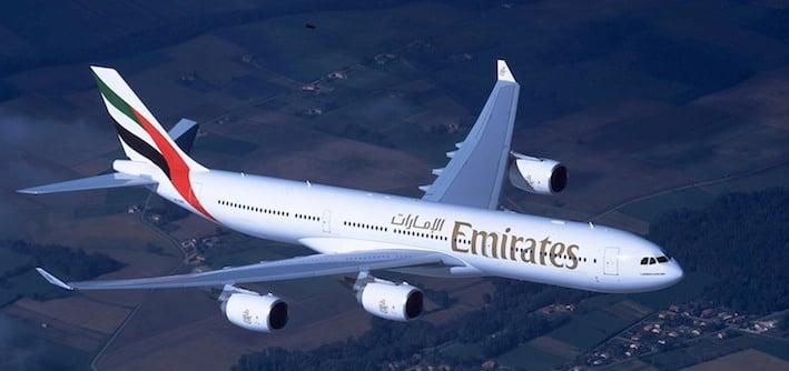 Emirates Adds Third Daily Flight To Beirut