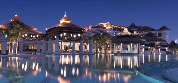 Anantara Dubai The Palm Resort & Spa Opens Today
