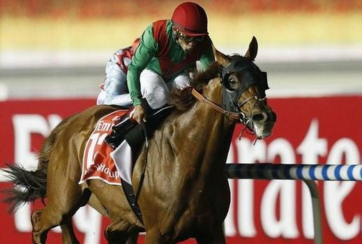 Animal Kingdom Wins $10 Million Dubai World Cup