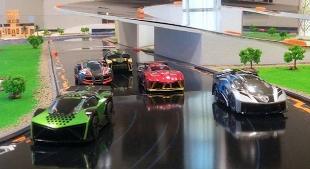 Anki taps into growing UAE market for toys, games