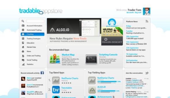 New Online Trading Platform Offers Bespoke Service