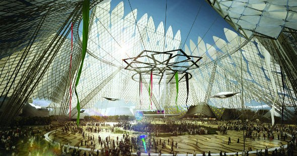 Dubai Expo 2020 Needs $100m Solar Spending