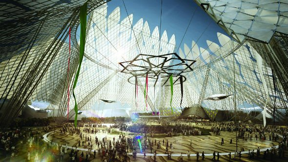 Dubai Expo 2020: The Rivals