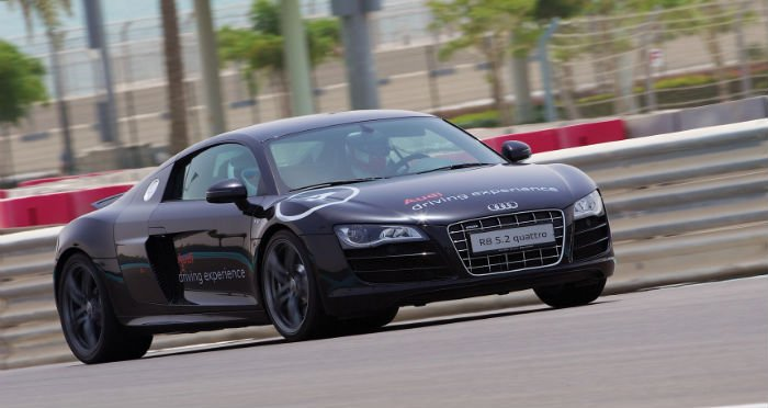 Review: Audi R8 Track Day Experience