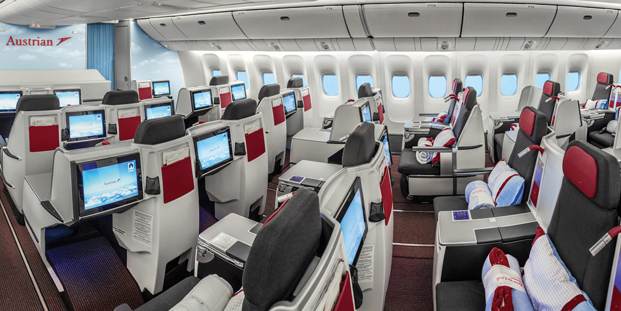 Austrian Airlines €90 Million Investment To Benefit Dubai Passengers