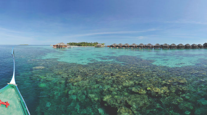Travel Review: Maldives' Azure Shores Beckon
