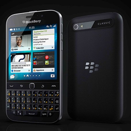 Review: BlackBerry Classic