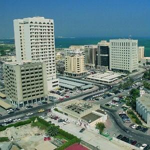 Bahrain Rents Slump