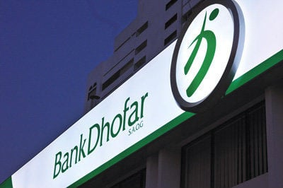 Oman's Bank Dhofar Gets Shareholder Assent For Capital Plans