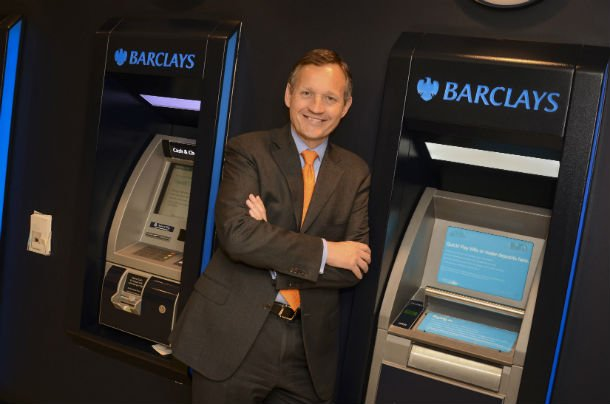 Barclays Appoints Jenkins To Fill Diamond's Shoes