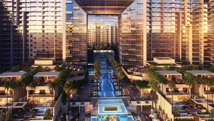 Viceroy Dubai Palm Jumeirah secures $201m Funding