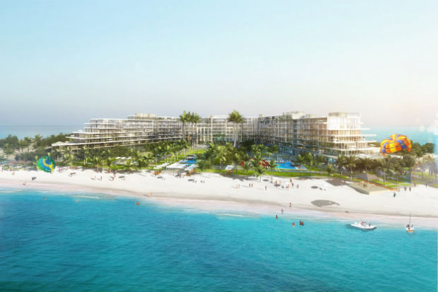 IFA Launches Dhs1bn Miami-Style Resort In Dubai's Palm Jumeirah