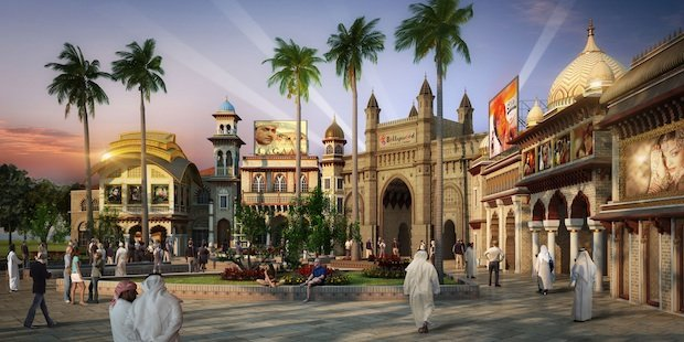 Dubai theme park operator DXB Entertainments says costs higher than anticipated