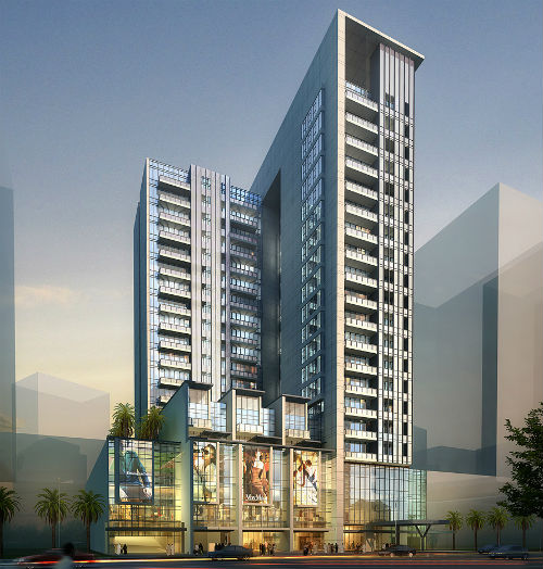 New Dubai Property Attracts Dhs100m Investment