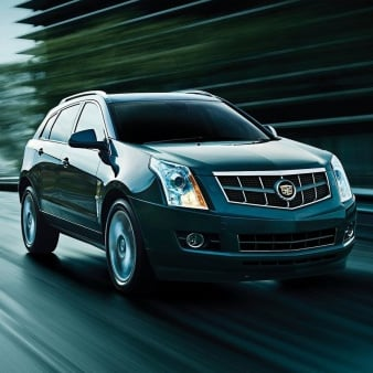 Review: Cadillac SRX