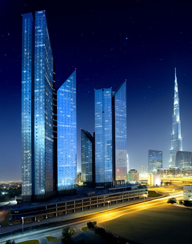 Deyaar And Dubai Properties Launch New Tower In DIFC