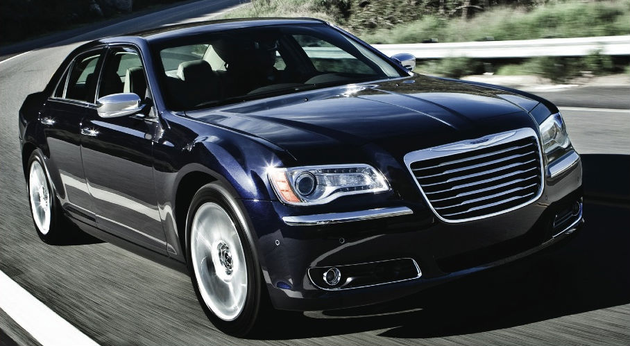Review: Chrysler 300C