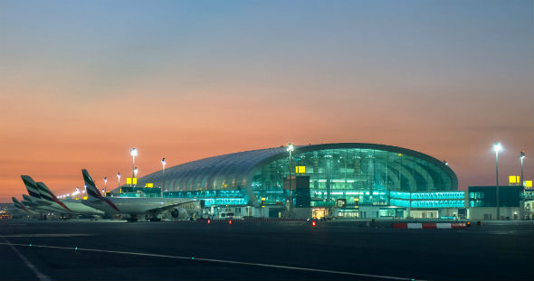 GALLERY: Inside Dubai Airport's New A380 Facility