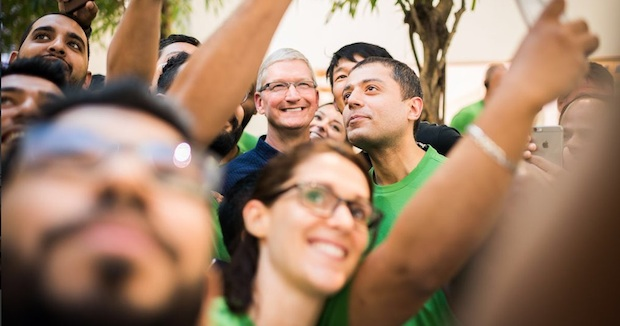 Apple plans to expand UAE presence – CEO