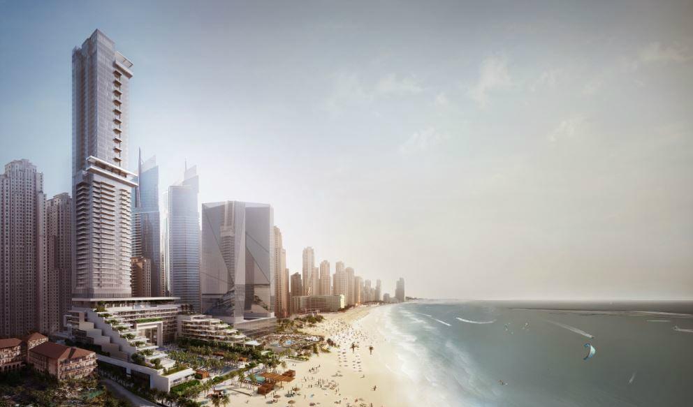 Corinthia to manage Meydan's new Dubai Marina hotel