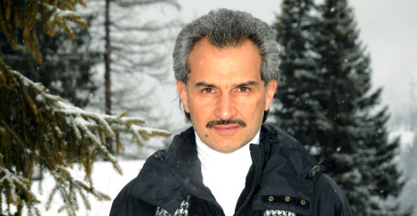 Exclusive: A Day In The Life Of Prince Alwaleed