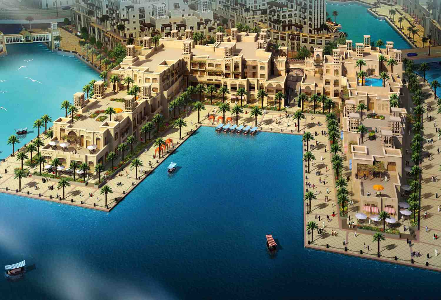 Dubai Properties Group Proceeds With Creekside Culture Village