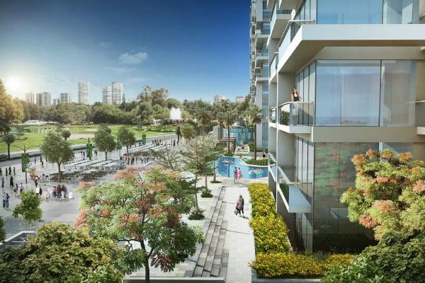 Dubai's Damac launches hotel, residences complex at Akoya Oxygen