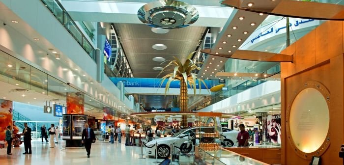 Dubai Duty Free Eyes $1.6bn Sales By Year-End