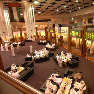 Dubai's DFM Up 20% In 2012