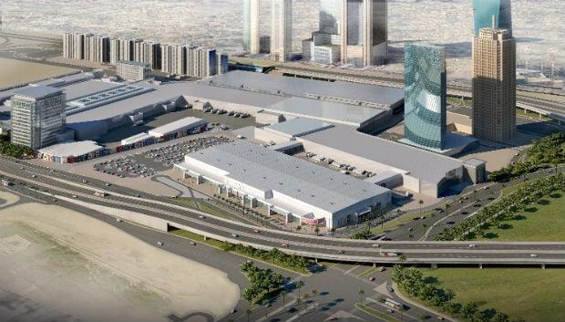 Dubai World Trade Centre converted to a freezone