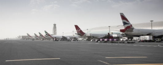 Dubai Air Traffic To Almost Double By 2020