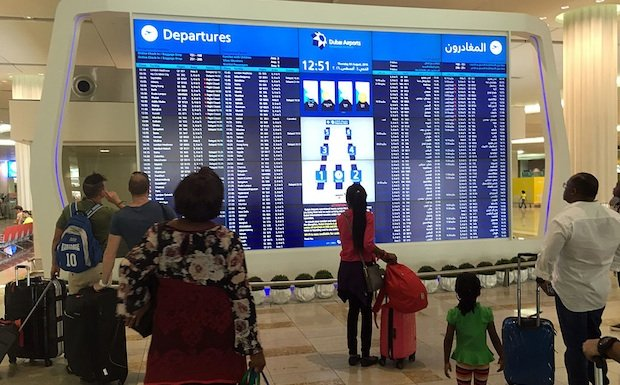 Dubai airport Eid rush: Over 160,000 travellers in Terminal 3 this weekend