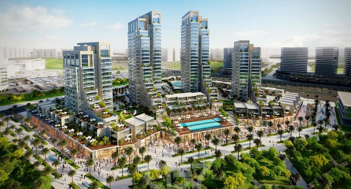 Dubai's Ruler Endorses Dhs14bn Nakheel Projects
