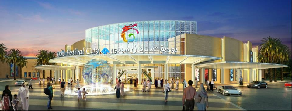 Doha Festival City Awards QAR1.65bn Main Mall Construction Contract