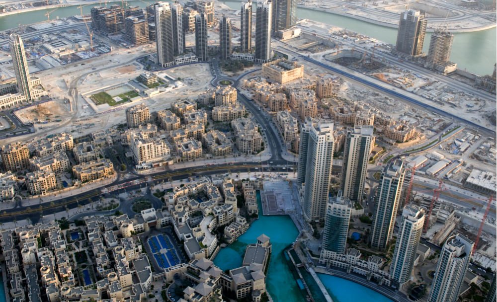 Emaar Announces New Mosque In Dubai