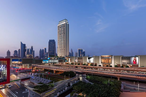 Emaar Launches Dubai Mall-Linked Apartments In Downtown