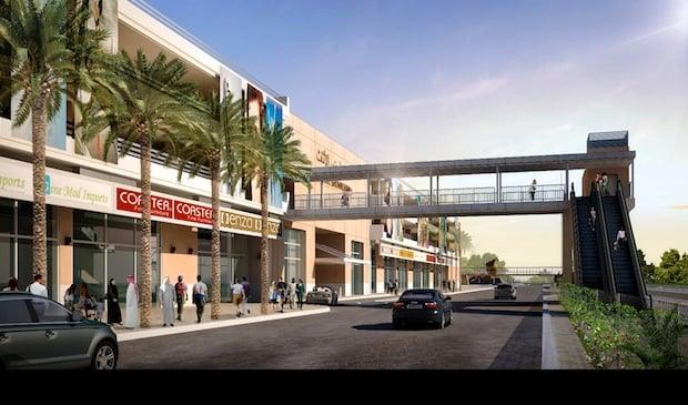 Dubai's Nakheel to build new 375,000 sq ft retail complex at Dragon City