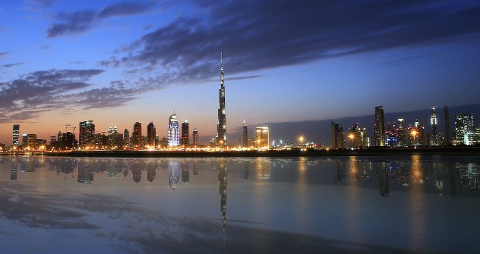 Dubai among world's top 10 fastest growing city economies