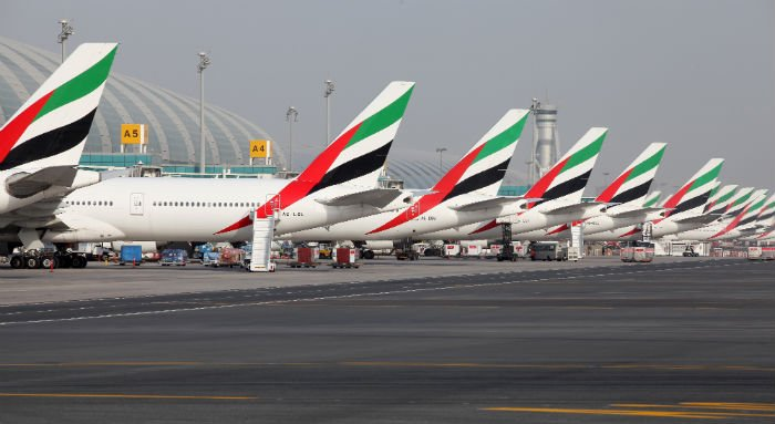 Emirates Airline 2013 Profit Rises 43%