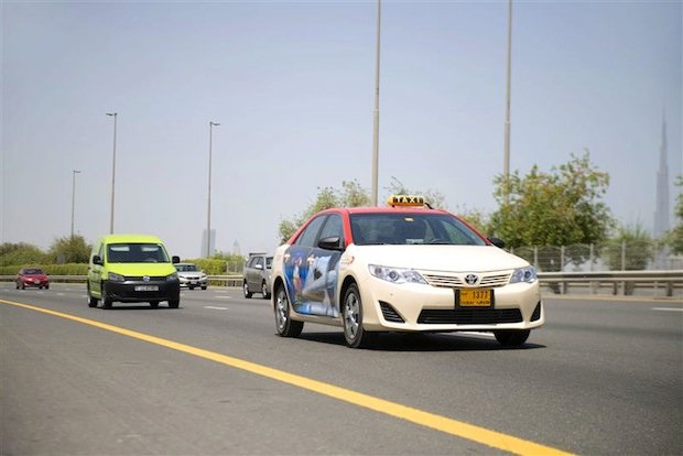 Dubai Taxi partners with Cartrawler for overseas bookings