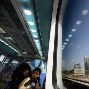 11.8mn Ride Dubai Metro's Green Line